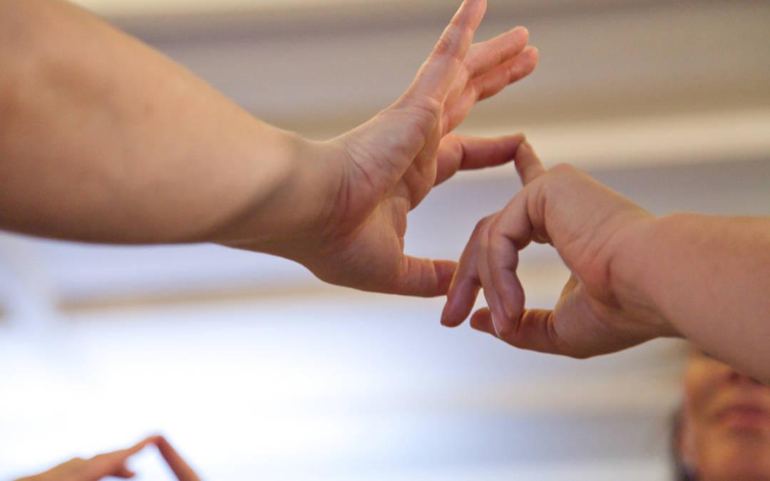 De corps à coeur, danser la relation – Stage