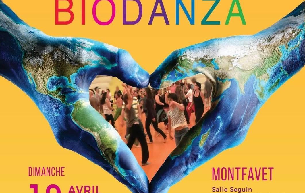 Journée Mondiale de la Biodanza «L'écologie du Lien»