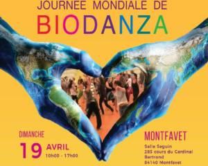 journée mondiale de la biodanza Avignon